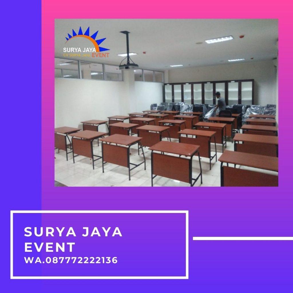 Rental Meja Test Murah Berkualitas Di Surya Jaya Event