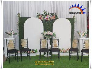 Jasa Dekorasi Resepsi Pernikahan Jakarta